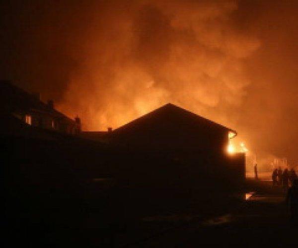 В Подмосковье в частном доме заживо сгорели 4 человека