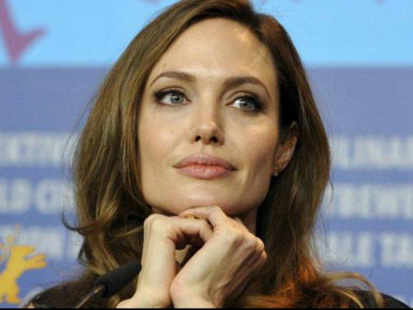 Анджелина Джоли, новости сегодня: СМИ сообищил, что у Анджелины Джоли могло никогда не быть детей (ФОТО)