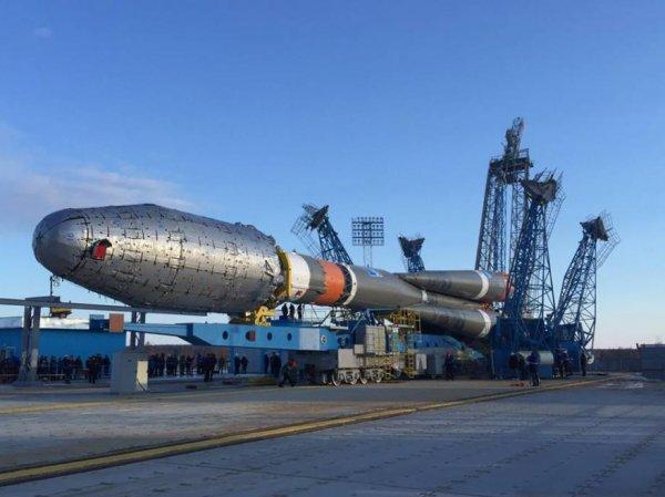 """Пуск ракеты с космодрома """"Восточный"""" перенесен на сутки"""