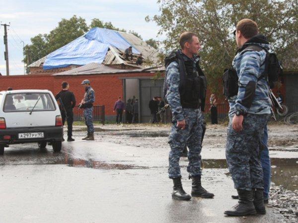 Взрывы на Ставрополье 11 апреля: трое смертников подорвали себя у отделения полиции