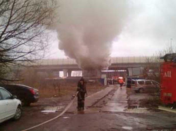 Пожар в шахте метро в Петербурге 20 апреля 2016: закрыты станции, людей эвакуируют (фото, видео)