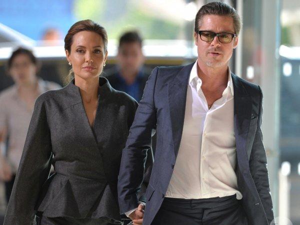 Анджелина Джоли и Брэд Питт разводятся 2016 - об этом сообщили СМИ (ФОТО)