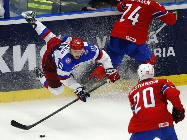 Игры хоккей 6