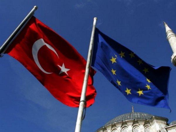 BBC: Еврокомиссии может отменить визовый режим с Турцией