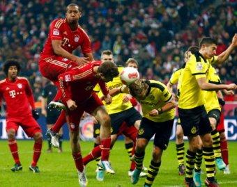 Бавария боруссия серия пенальти смотреть