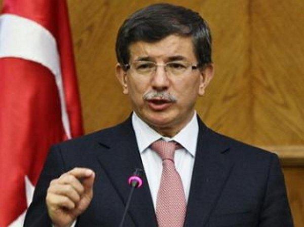 Премьер-министр Турции объявил о своей отставке