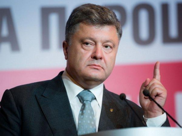 Пётр Порошенко объявил себя крымским татарином
