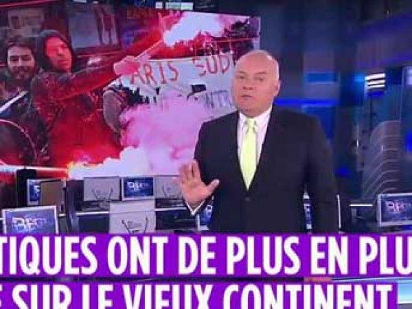 Французские журналисты обвинили Дмитрия Киселева во лжи в телеэфире (ВИДЕО)