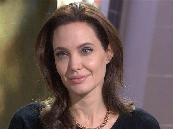 Анджелина Джоли, последние новости: актриса шокировала ... анджелина джоли новости
