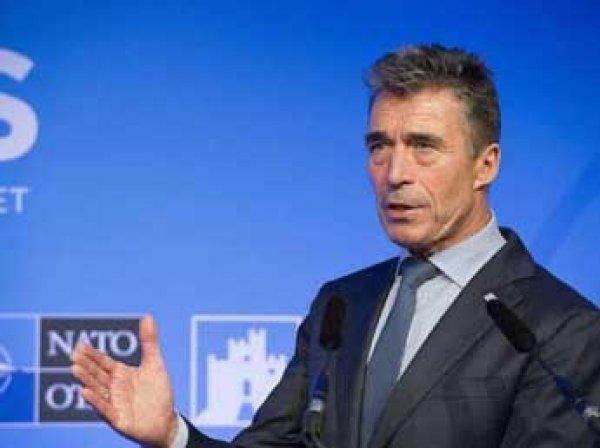 Новый советник Порошенко Расмуссен не советует ему возвращать Крым