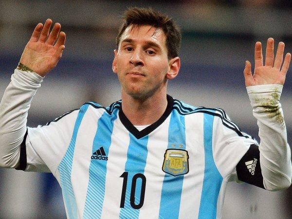 Президент Аргентины и Марадона попросили Месси остаться в сборной