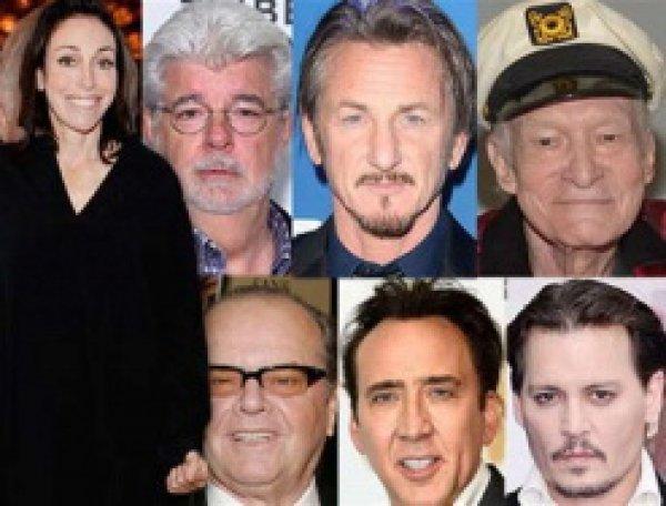 Депп, Шин, Кейдж: в Сеть попал список звездных клиентов главной голливудской сутенерши