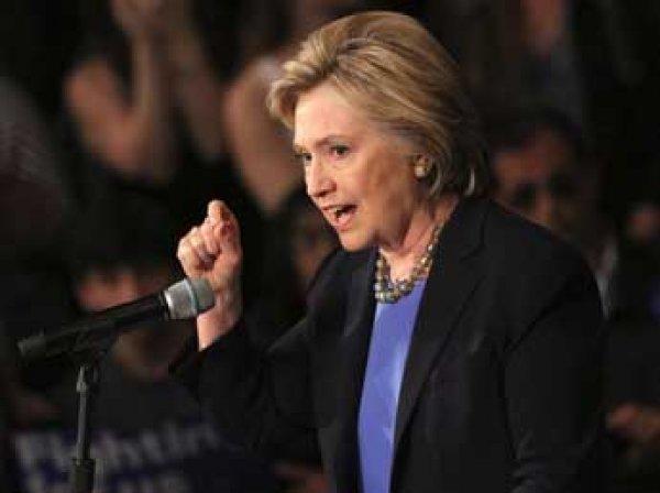 Клинтон поставила рекорд в Twitter из-за спора с Трампом