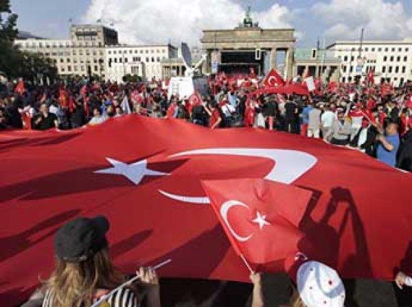 Признание Бундестагом геноцида армян в Османской империи станет испытанием в отношениях Турции и ФРГ