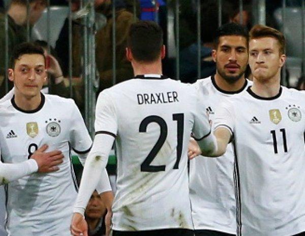 Германия - Словакия, счет 3:0: обзор матча, видео голов (ВИДЕО)