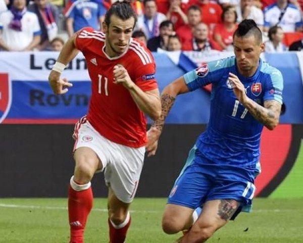 Уэльс — Словакия, счет 2:1: обзор матча, видео голов (ВИДЕО)