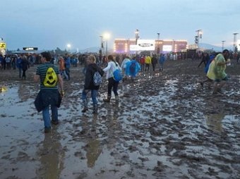 �� ��������� Rock am Ring � �������� ������ ������� � ����� ��������, ����� 50 ������� ����������