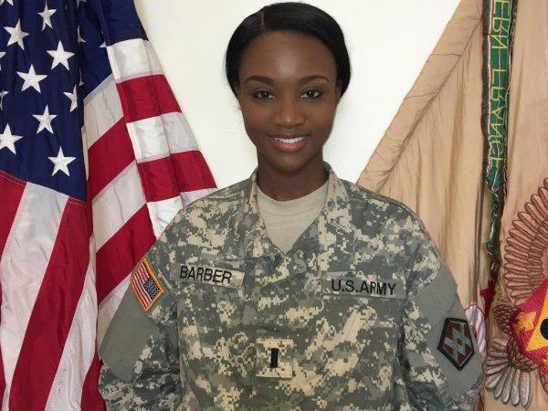 """""""Мисс США 2016"""": победила  темнокожая военнослужащая из Вашингтона (ФОТО)"""