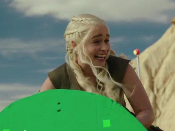 """""""Игра престолов"""", 7 сезон: создатели сериала опубликовали подборку неудачных дублей (ВИДЕО)"""