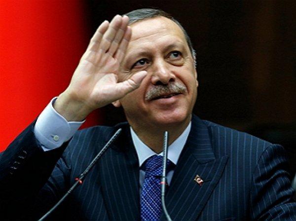 Эрдоган назвал своего информатора о попытке военного переворота в Турции