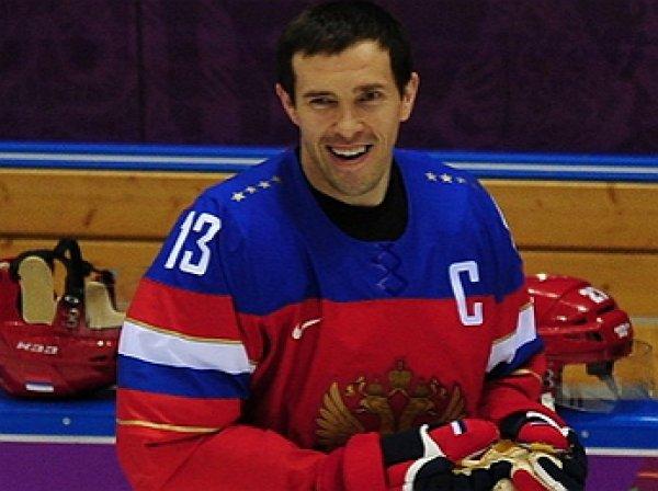 СКА подписал двухлетний контракт с хоккеистом Дацюком