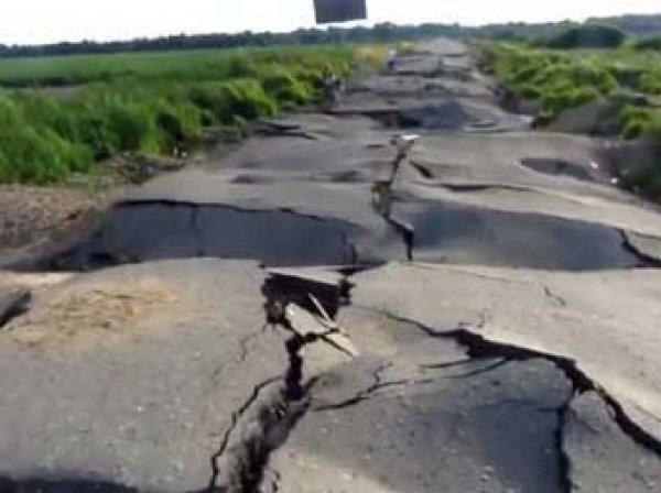 Минтранс: в России лишь 10% федеральных дорог отвечают стандартам качества