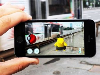 ��� ������� ������� �� �� ������� � �����: ����� Pokemon Go (����)