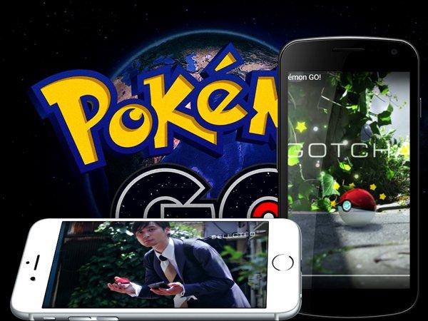 Покемон Го (Pokemon Go) побила рекорд по скачиванию в App Store (ВИДЕО)