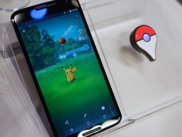 Pokemon Go: дата выхода в России отложена на неопределенный срок — СМИ (ВИДЕО)
