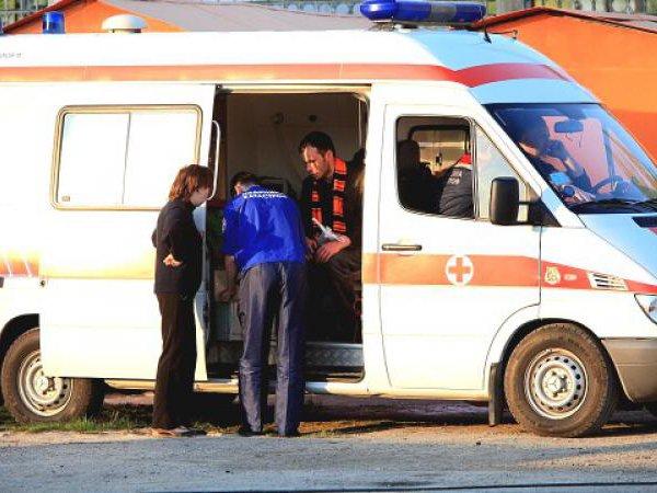 В Иркутской области упавшие футбольные ворота убили ребенка