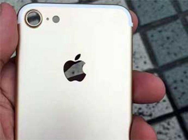 В Сеть попали шпионские фотографии новых iPhone 7 и iPhone 7 Pro