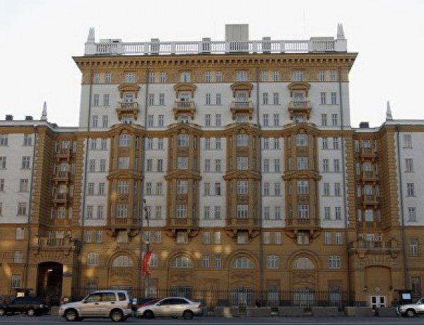 Россия выдворила двух сотрудников ЦРУ, работавших в посольстве США