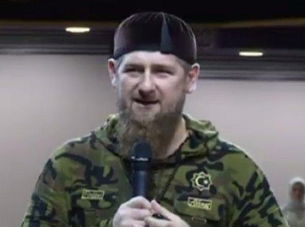 """Кадыров назвал """"собаками ада"""" террористов, подорвавшихся в Медине"""