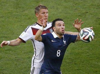 Футбол германия франция смотреть онлайн
