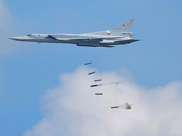 ВКС РФ нанесли очередной удар по объектам ИГИЛ в Сирии (ВИДЕО)