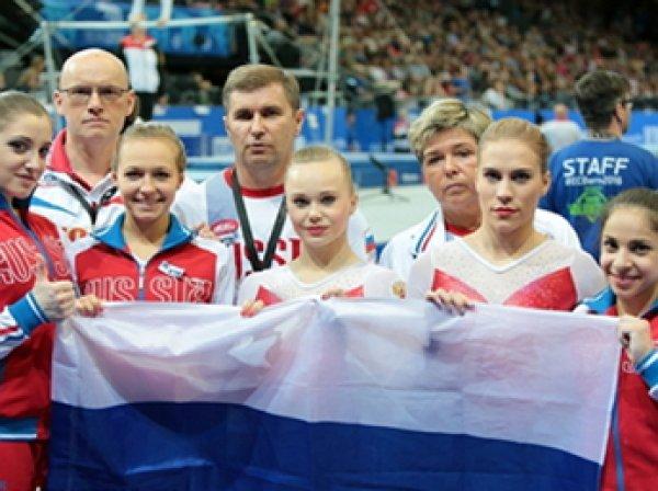 Олимпийские игры в Рио-де-Жанейро: российские гимнастки завоевали серебро на ОИ-2016, золото у США