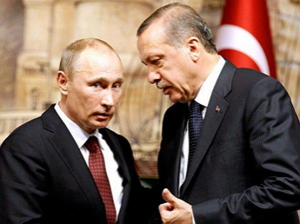 Итоги переговоров Путина и Эрдогана: анонсировано скорое возобновление чартерного авиасообщения