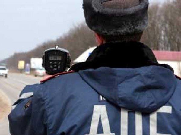 ГИБДД запретила ручные радары сразу в нескольких регионах России