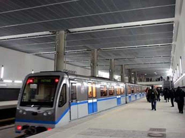 """Станцию метро """"Мякинино"""" в Москве закроют в целях безопасности"""