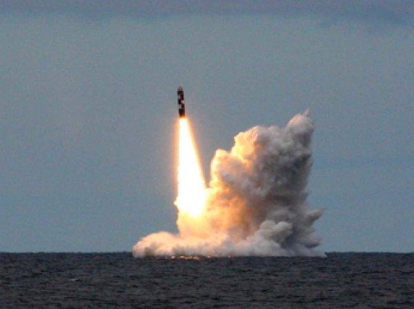 КНДР вновь произвела пуск баллистической ракеты
