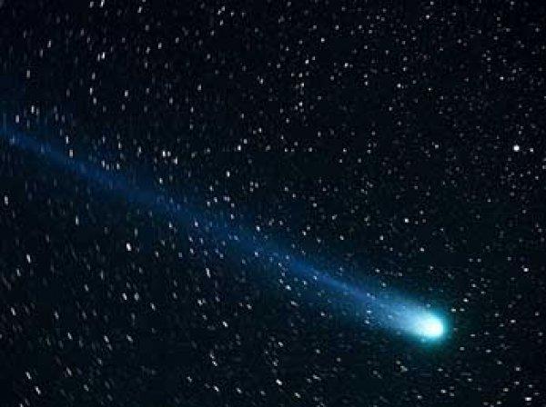 """Ученые получили ФОТО """"невидимой"""" кометы, открытой россиянином"""