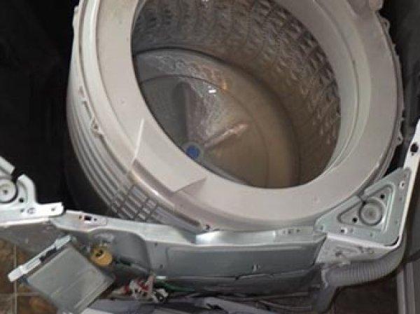 В США участились взрывы стиральных машин Samsung (ФОТО)