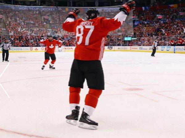 Канада - США 21 сентября 2016, хоккей: прогноз на матч, смотреть онлайн (ВИДЕО)