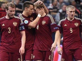 Видео испания- россия мини футбол