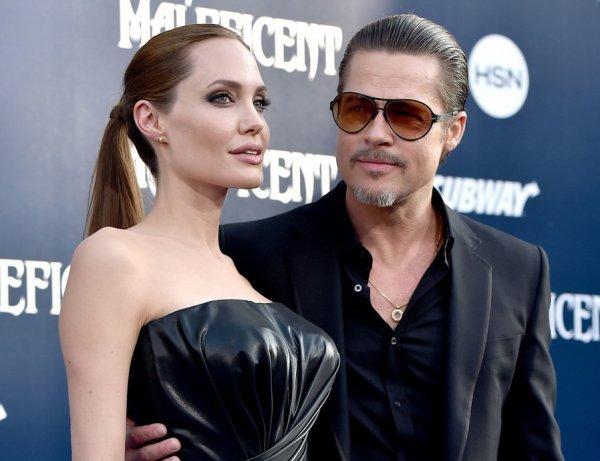 Брэд Питт объяснил, почему разводится с Анджелиной Джоли: причина не в детях и не в измене