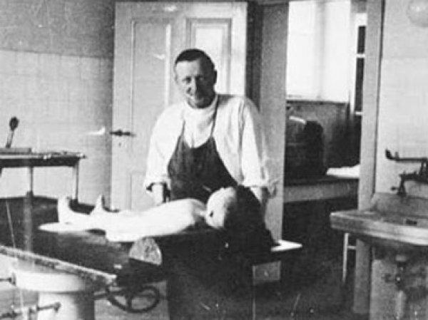 В Мюнхене нашли коллекцию мозгов жертв нацистов
