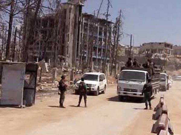 Новости из Сирии на 15 сентября 2016: Минобороны РФ запустило онлайн-трансляцию обстановки в Алеппо (ВИДЕО)