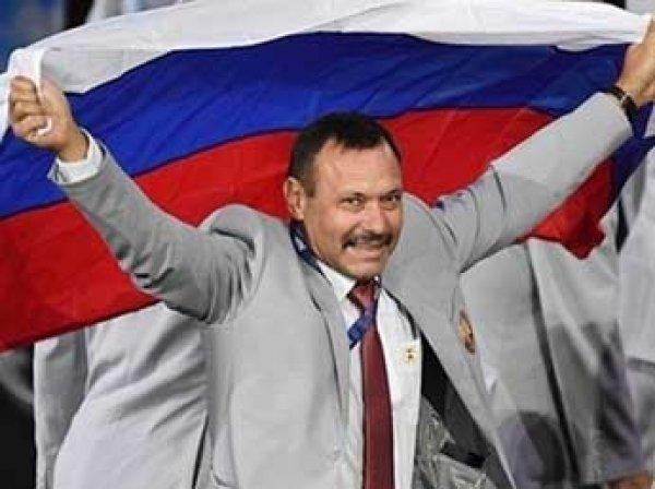 Паралимпиада 2016: флагоносец Андрей Фомочкин рассказал о резервном плане белорусов по выносу флага России
