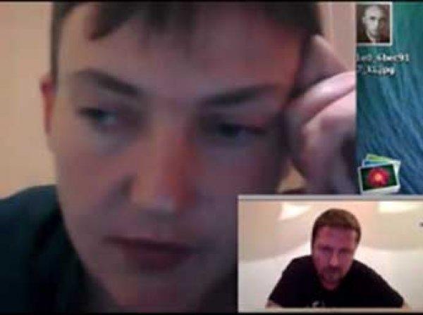 Савченко рассказала медиаэксперту Шарию о любви к России (ВИДЕО)