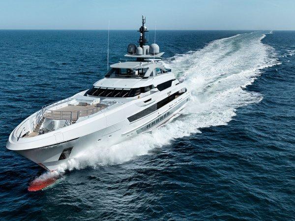 Яхту российского миллиардера Аликперова признали лучшей в мире на выставке в Монако (ФОТО, ВИДЕО)